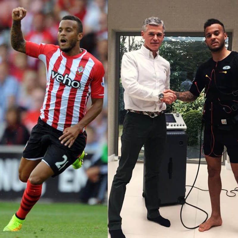 Ryan Bertrand EMS Personal Training