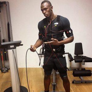 Usain Bolt EMS Personal Training