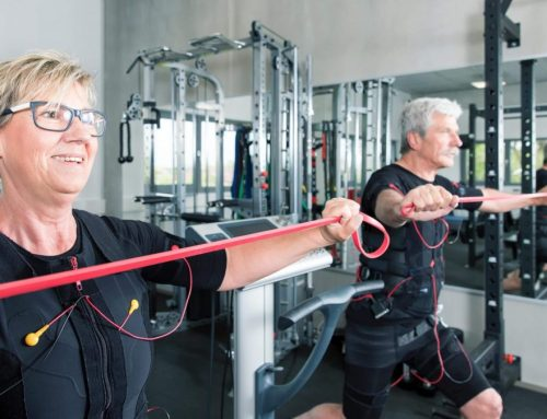 8 reasons EMS training is great for over 60's!