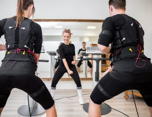 Build strength in just 20 minutes with EMS training